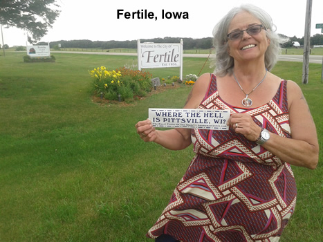 Fertile, Iowa