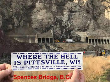 Spences Bridge