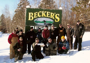Beckers REsort