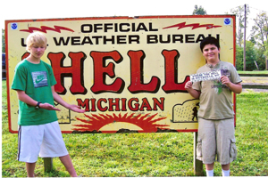 Hell Michigan