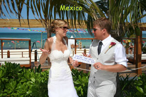 Married in Mexico