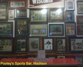 Pooley's Sports Bar