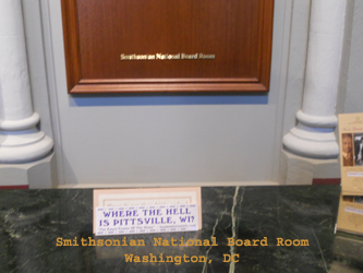 Smithsonian Board Room