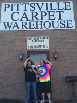 Pittsville Carpet